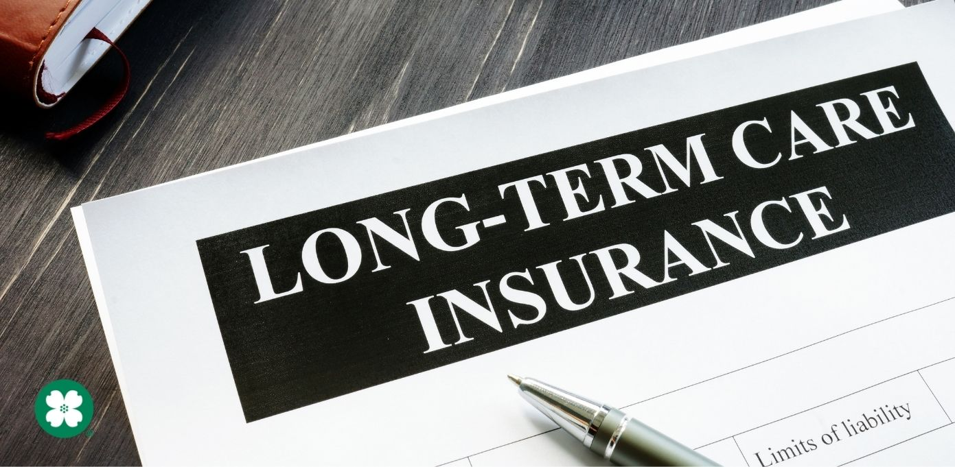 Document that says Long-Term Care Insurance.